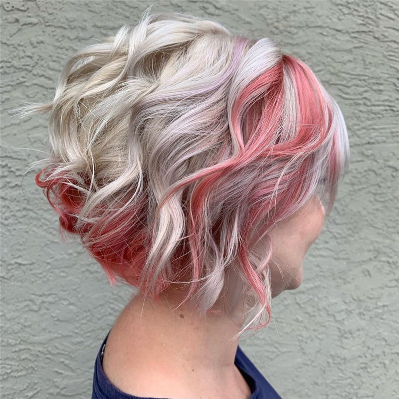 Trendy Cute Short Hairstyles for 2020 35