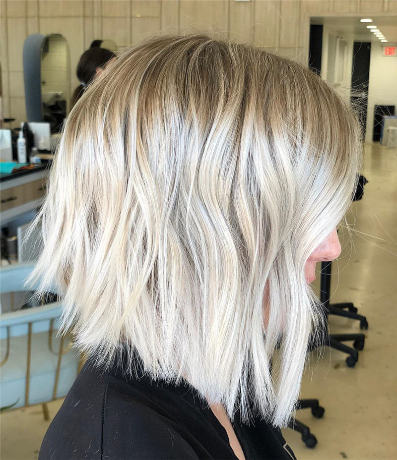 Trendy Cute Short Hairstyles for 2020 37