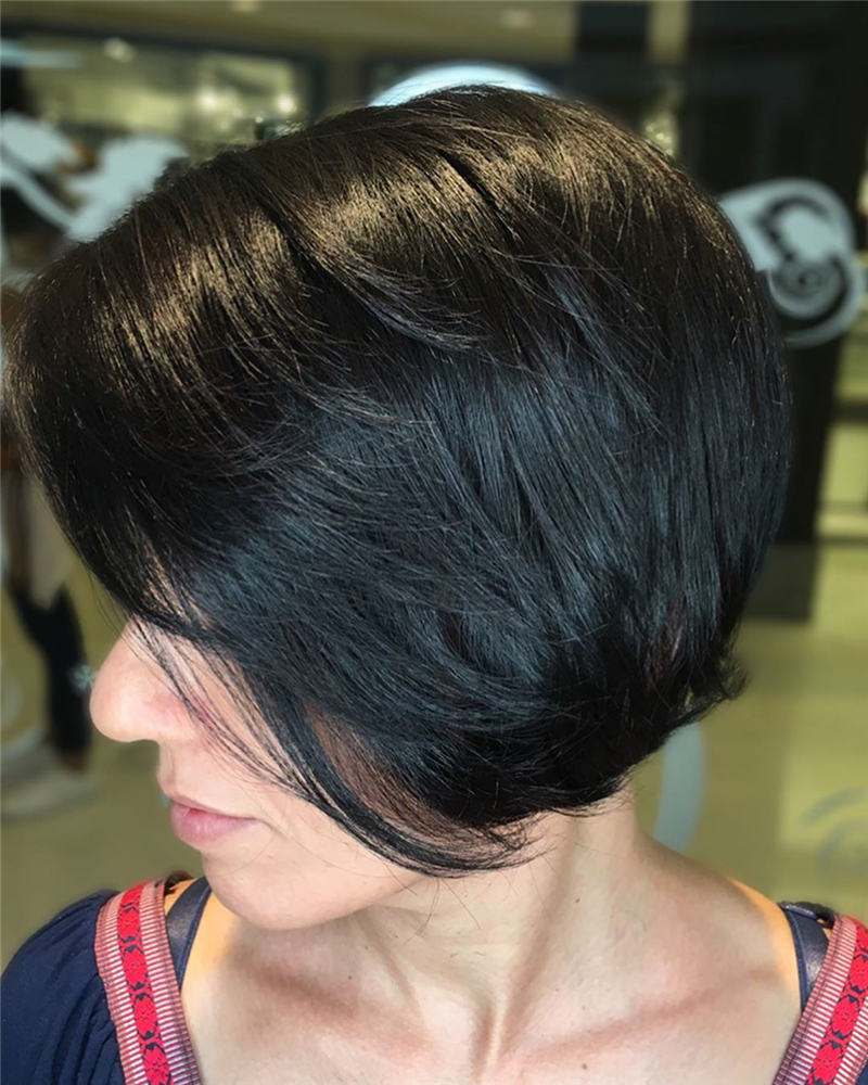 Trendy Cute Short Hairstyles for 2020 41