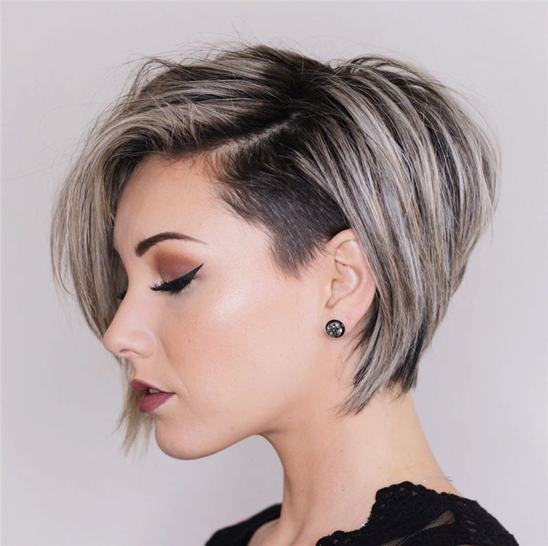 Cute Bob Haircuts with Bangs You Cant Miss in 2020 01