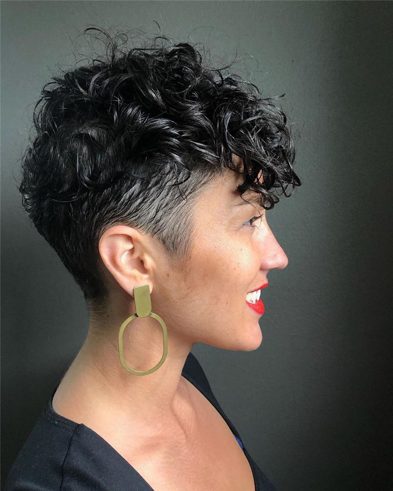 Top Curly Pixie Cut Of 2020 You Cant Miss 05