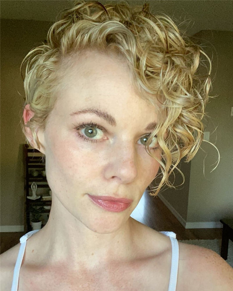 Top Curly Pixie Cut Of 2020 You Cant Miss 11