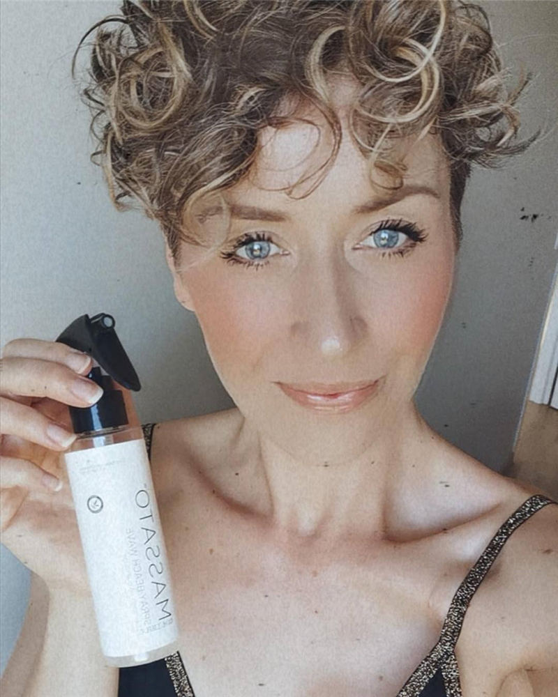 Top Curly Pixie Cut Of 2020 You Cant Miss 19