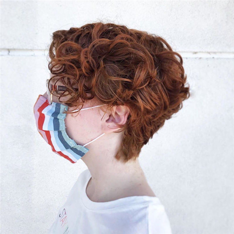 Top Curly Pixie Cut Of 2020 You Cant Miss 20