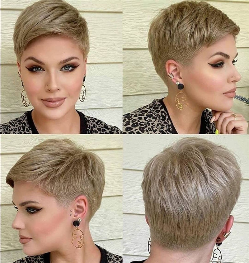 Amazing Curly Pixie Cut Ideas to Transform Your Style 36