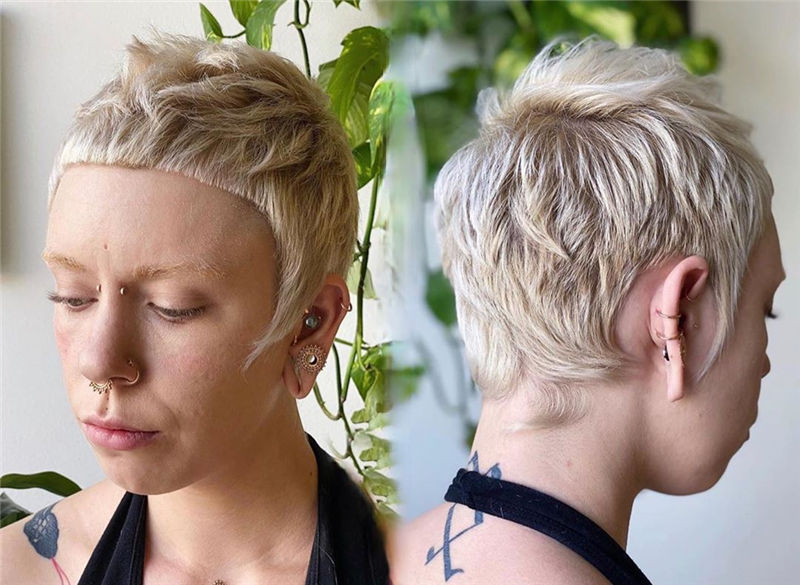 Amazing Curly Pixie Cut Ideas to Transform Your Style 37