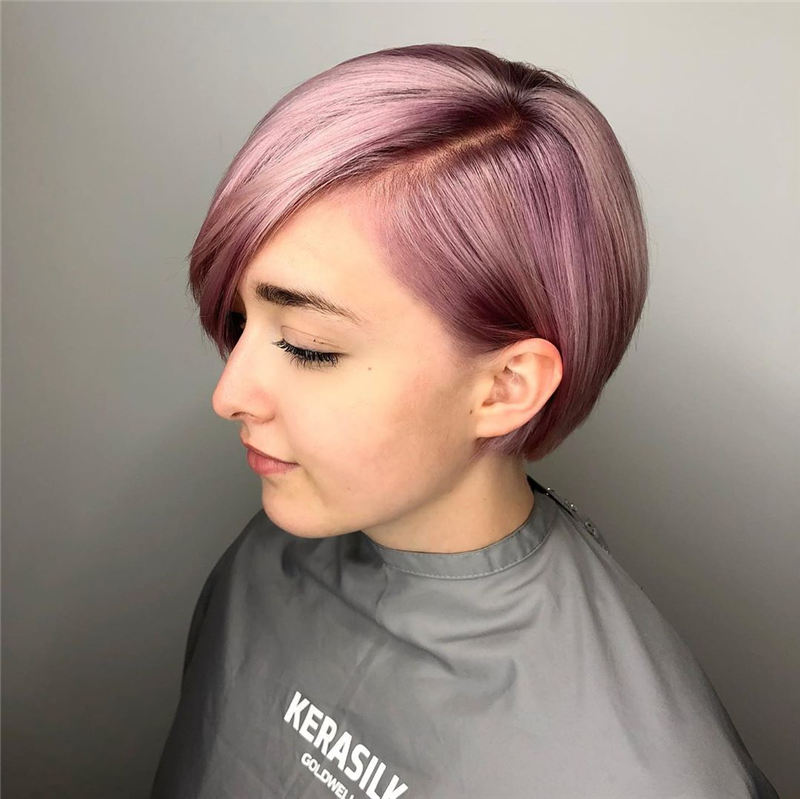 Amazing Pastel Hair Colors That Currently Trending 06