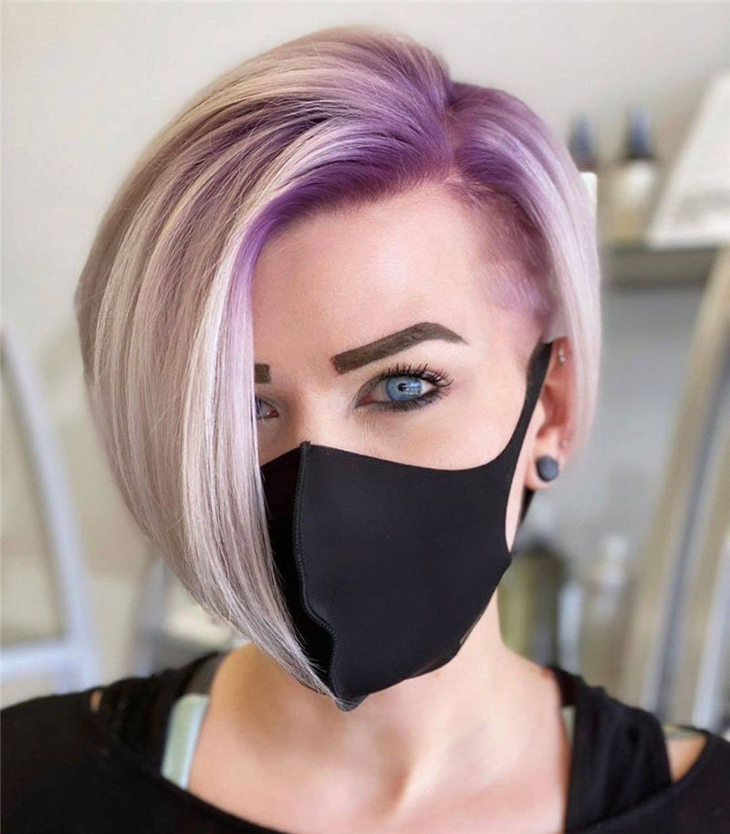 Amazing Pastel Hair Colors That Currently Trending 09
