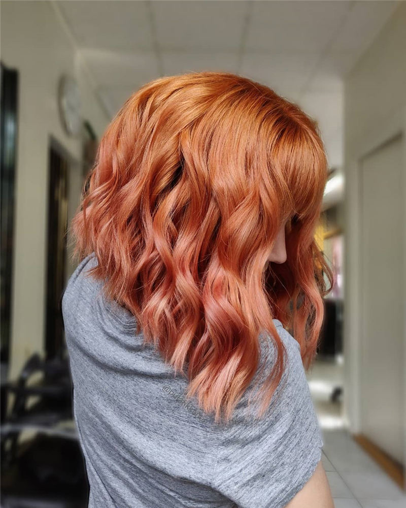 Amazing Pastel Hair Colors That Currently Trending 25