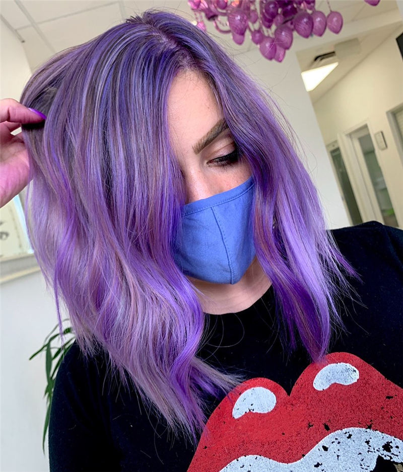Amazing Pastel Hair Colors That Currently Trending 33