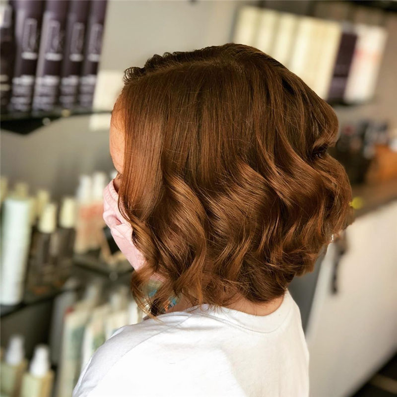 Best Layered Bob Hairstyles For 2021 01