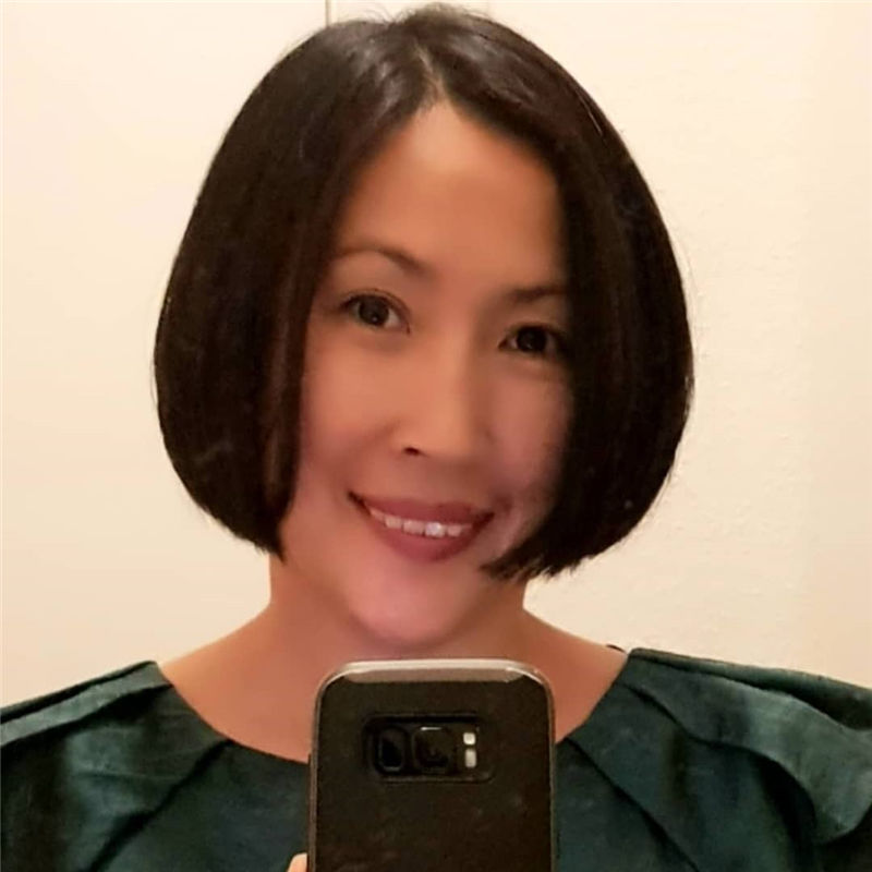 Best Layered Bob Hairstyles For 2021 09