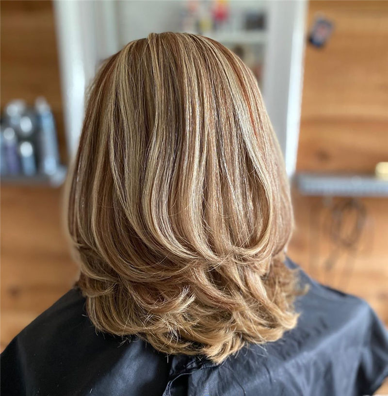 Best Layered Bob Hairstyles For 2021 22