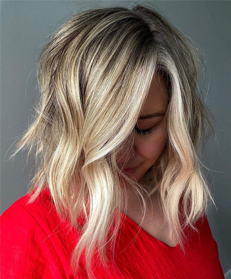 Best Short Blonde Hair Ideas That Makes You Pretty 12