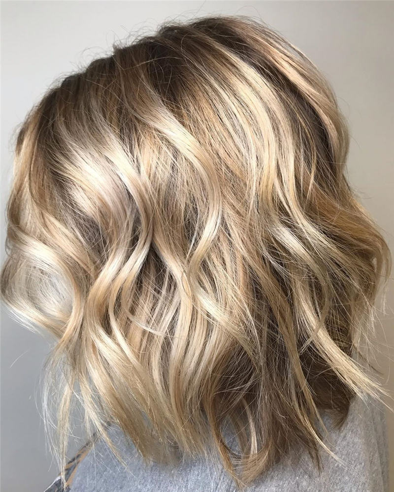 Best Short Blonde Hair Ideas That Makes You Pretty 19