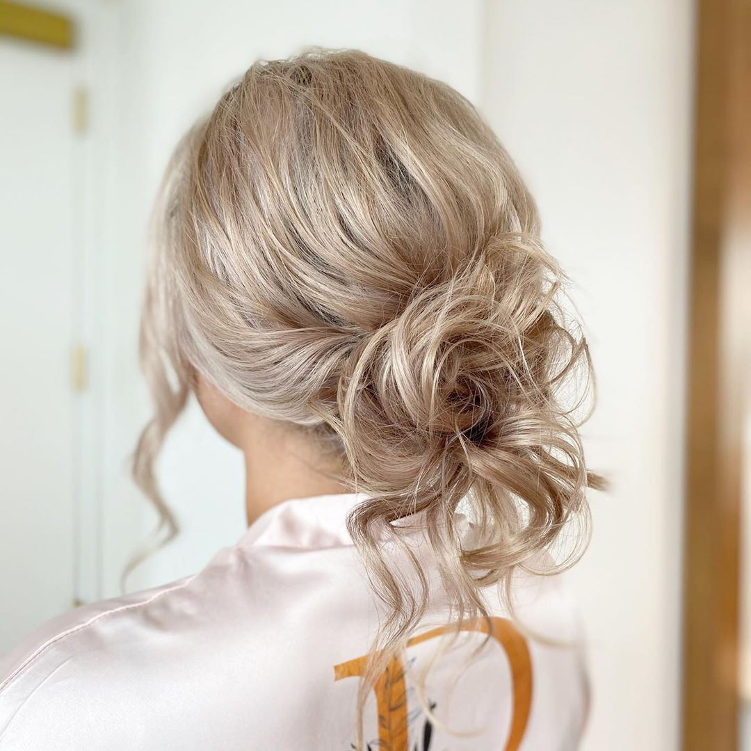 New Wedding Updo Ideas for Your Trendy Looks 02
