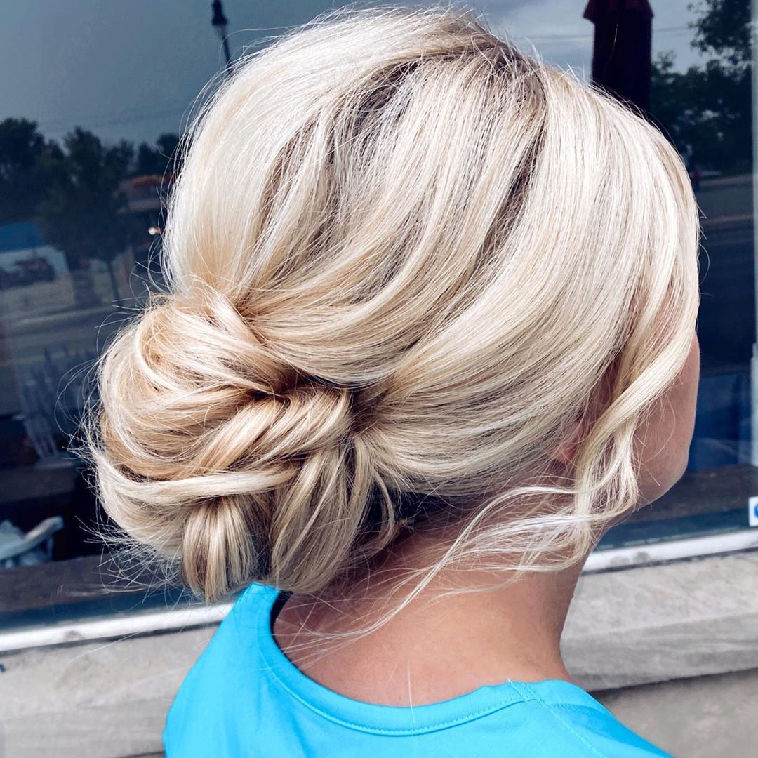 New Wedding Updo Ideas for Your Trendy Looks 04