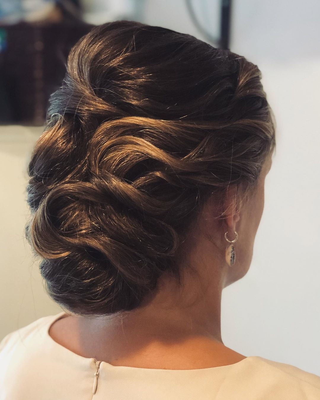 New Wedding Updo Ideas for Your Trendy Looks 06