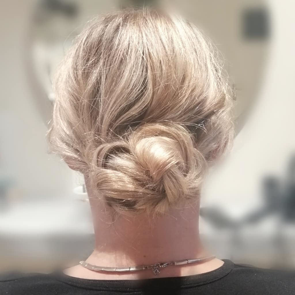 New Wedding Updo Ideas for Your Trendy Looks 09