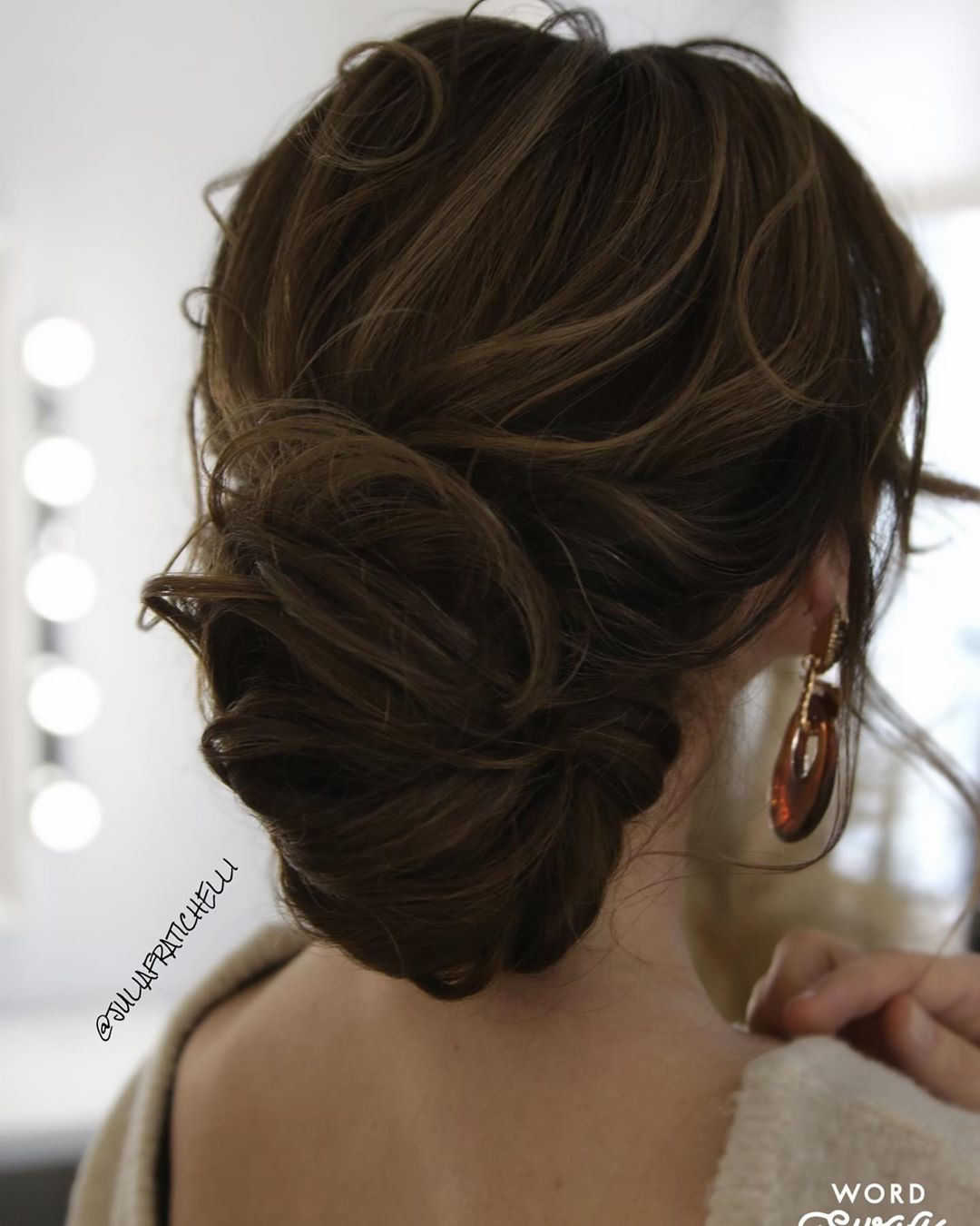 New Wedding Updo Ideas for Your Trendy Looks 12