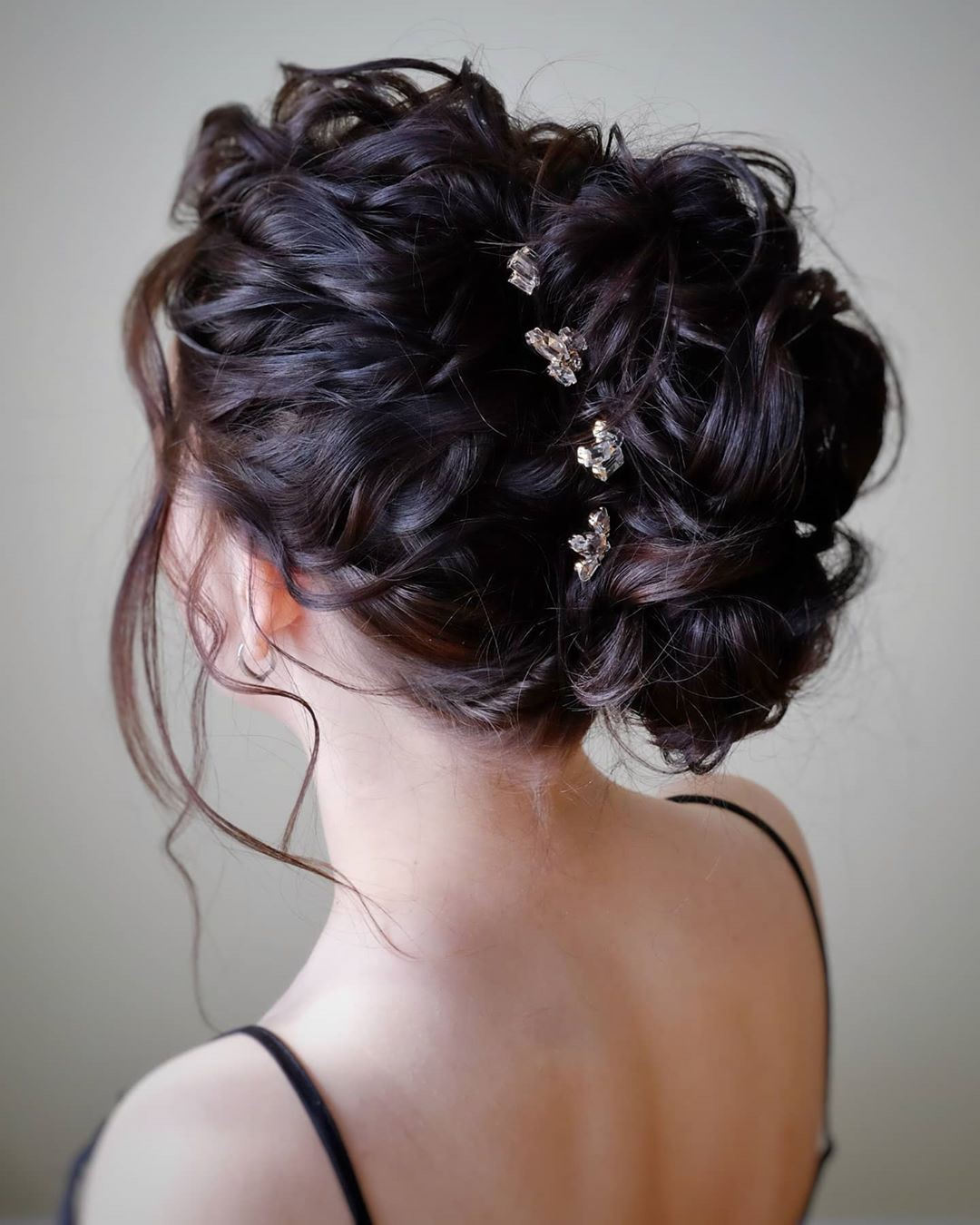 New Wedding Updo Ideas for Your Trendy Looks 13