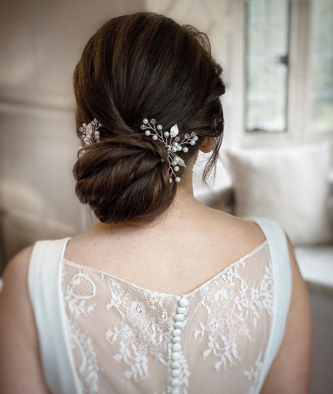 New Wedding Updo Ideas for Your Trendy Looks 14