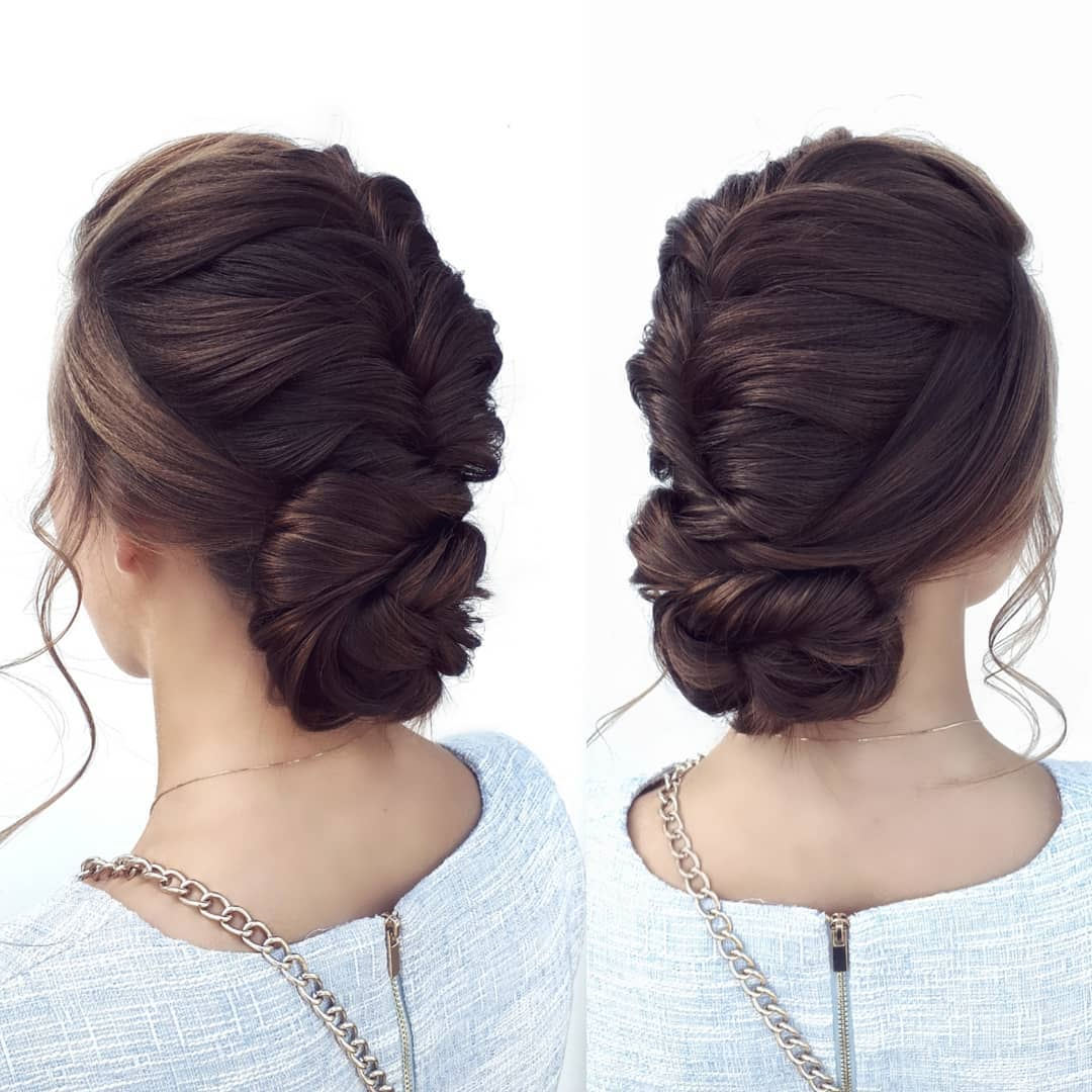 New Wedding Updo Ideas for Your Trendy Looks 16