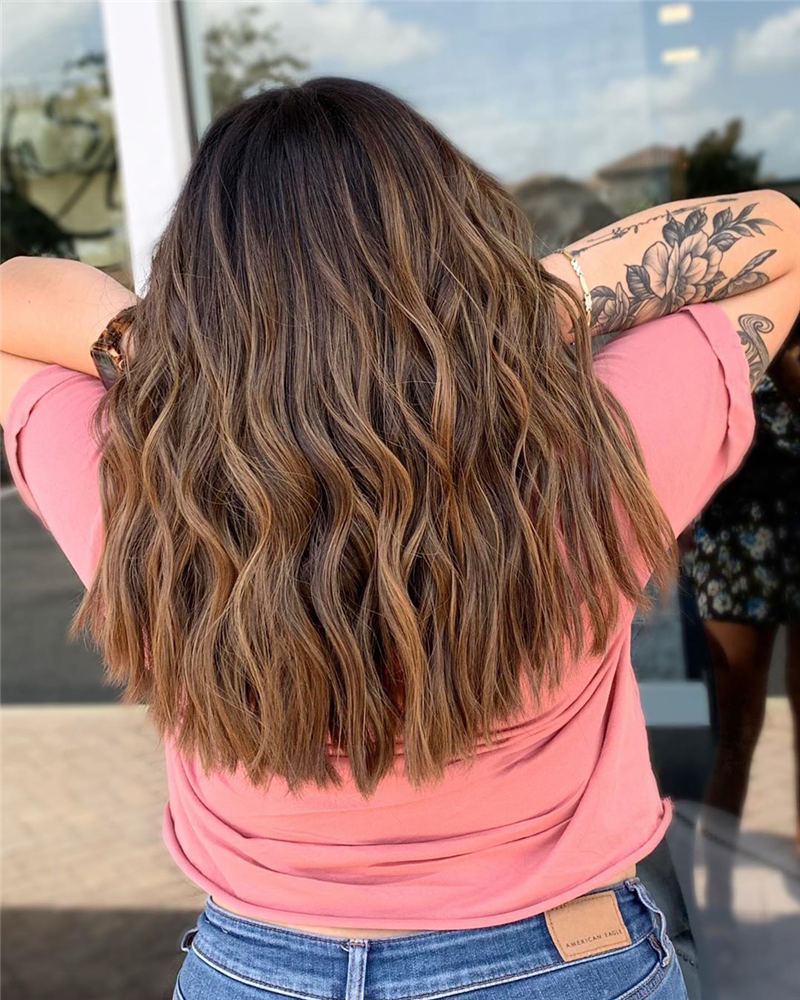 Perfect Hairstyles for Thick Hair To Copy Asap 01