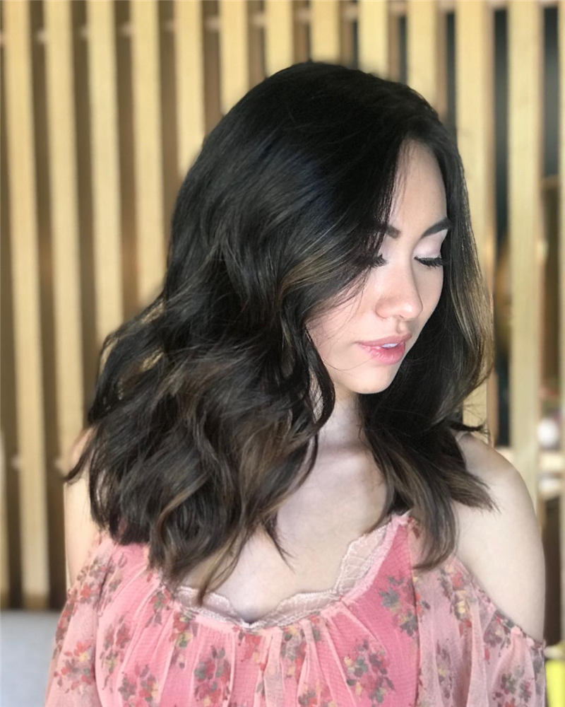 Popular Ideas for Medium Length Layered Hair 23