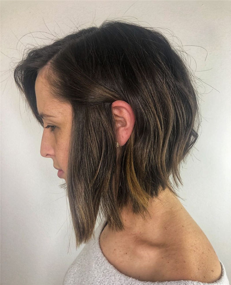 Pretty Angled Bob Hairstyles That You Must Try 01