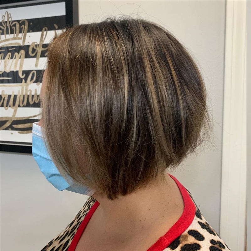 Stunning Short Haircuts for Women This Year 105