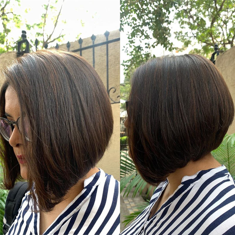 Stunning Short Haircuts for Women This Year 22