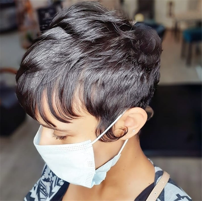 Stunning Short Haircuts for Women This Year 25