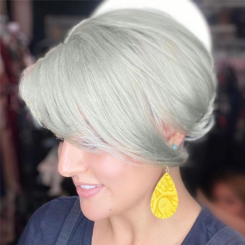 Stunning Short Haircuts for Women This Year 29