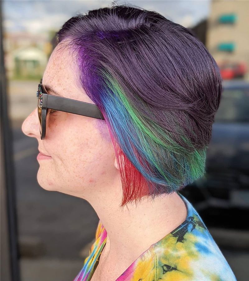 Stunning Short Haircuts for Women This Year 35