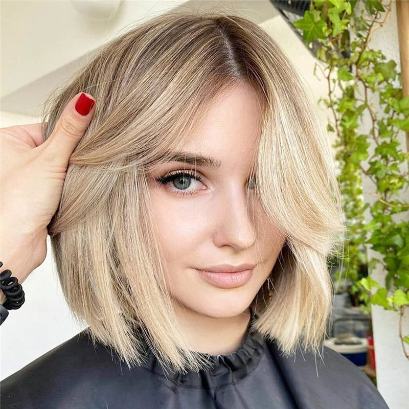 Stunning Short Haircuts for Women This Year 39