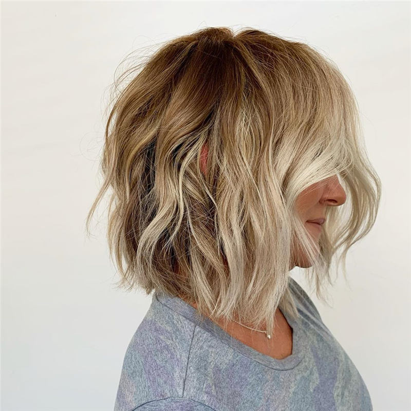 Stunning Short Haircuts for Women This Year 53