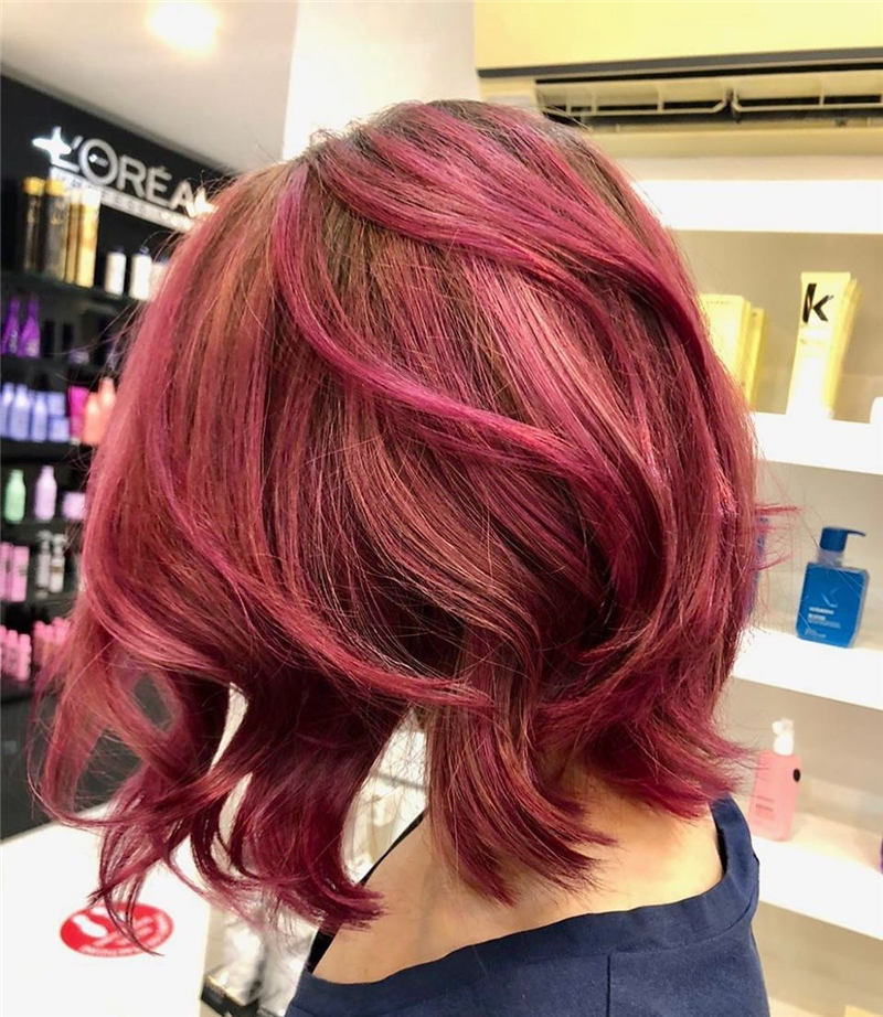 Stunning Short Haircuts for Women This Year 70