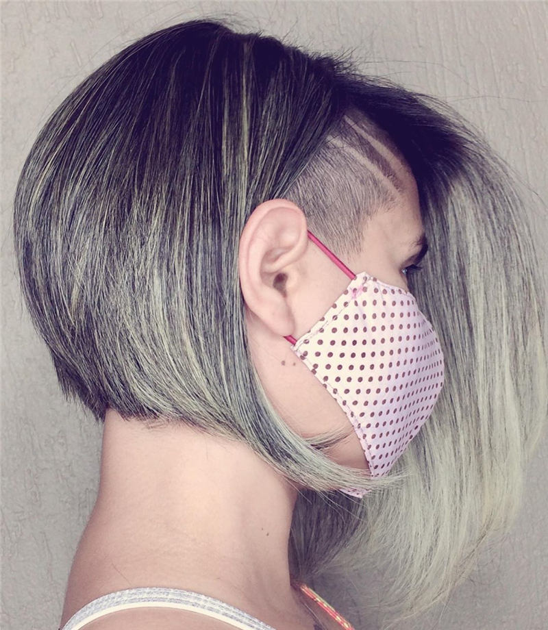 Stunning Short Haircuts for Women This Year 74