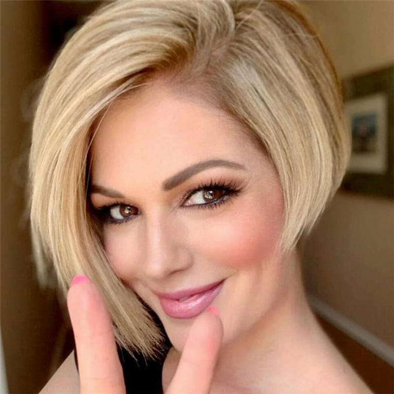 Stunning Short Haircuts for Women This Year 85