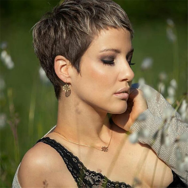 Stunning Short Haircuts for Women This Year 86