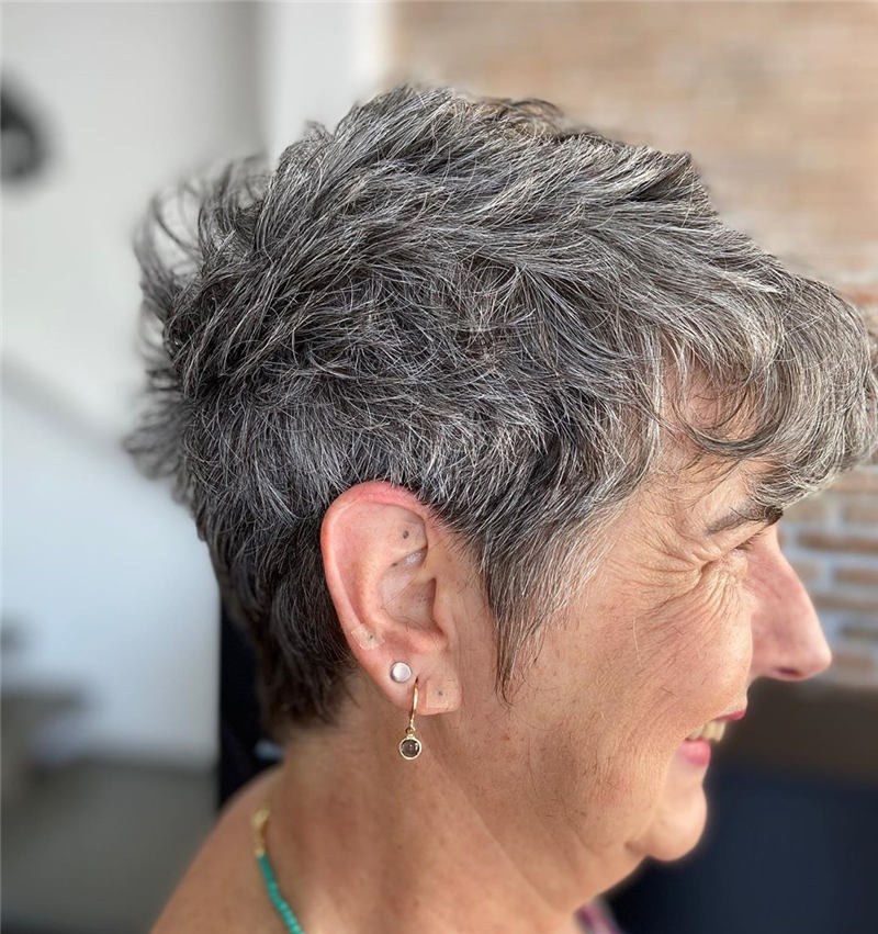 Stunning Short Haircuts for Women This Year 96