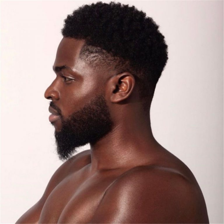 35 Stylish Fade Haircuts for Black Men 2021 - Page 20 of ...