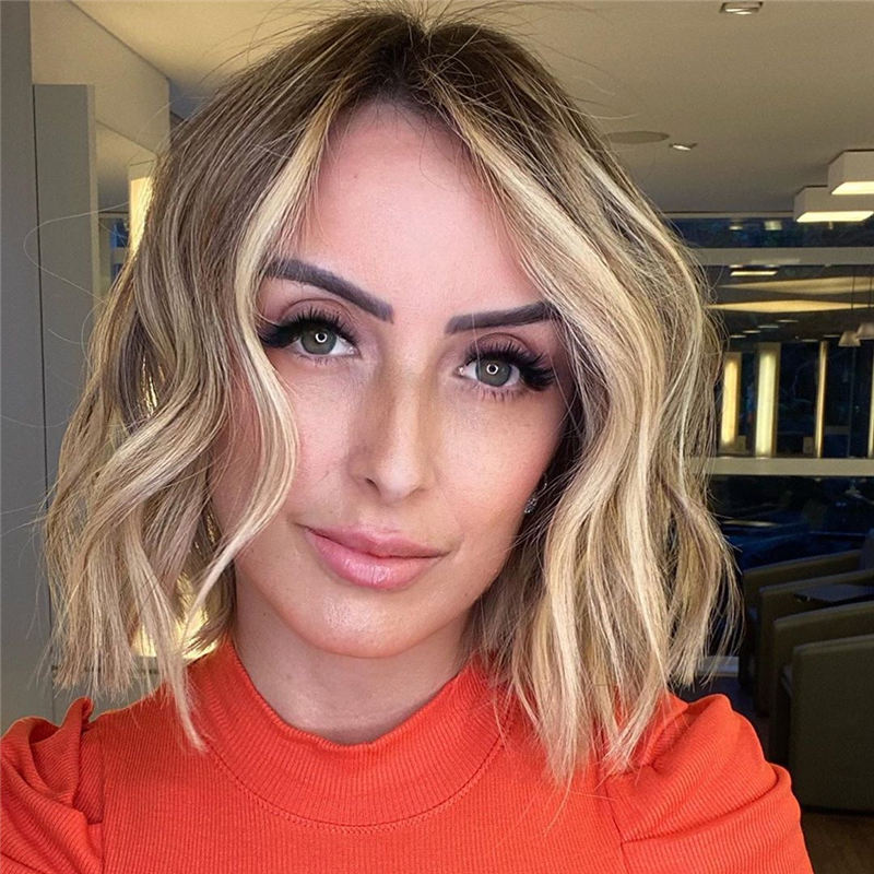 Amazing Blunt Bob Hairstyles Youd Love to Try in 2021 14