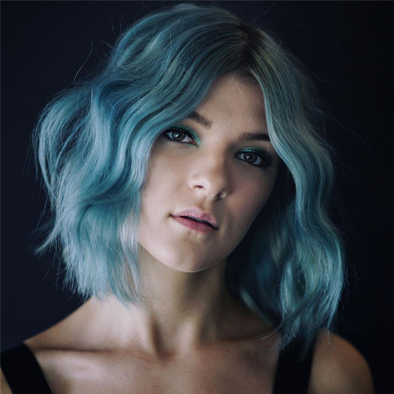 Amazing Blunt Bob Hairstyles Youd Love to Try in 2021 16