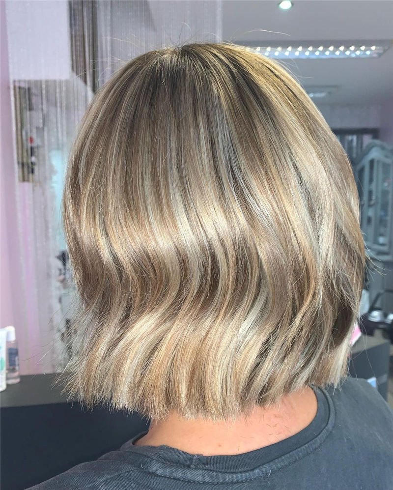 Amazing Blunt Bob Hairstyles Youd Love to Try in 2021 22