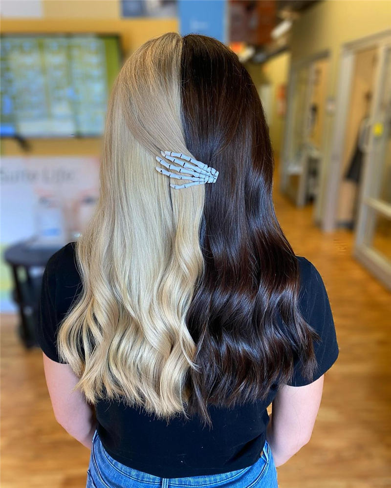Gorgeous Halloween Hairstyles For Women in This Fall 03