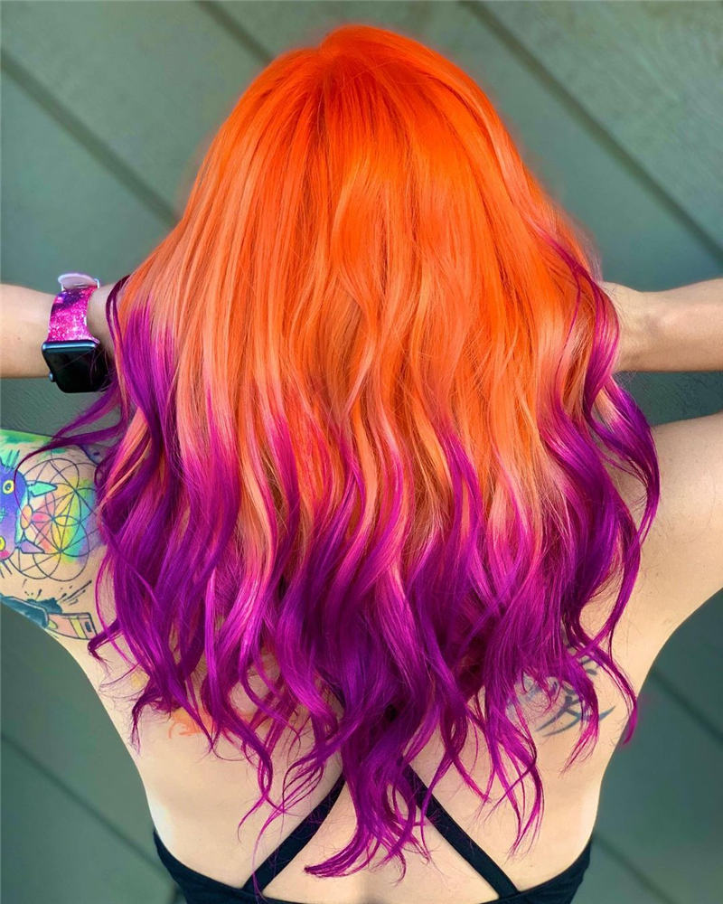 Gorgeous Halloween Hairstyles For Women in This Fall 09