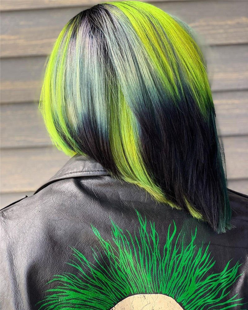 Gorgeous Halloween Hairstyles For Women in This Fall 22