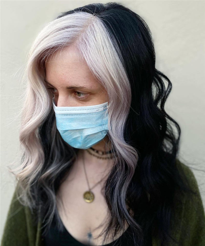 Gorgeous Halloween Hairstyles For Women in This Fall 23
